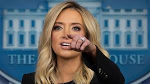 Trump's Press Secretary Kayleigh McEnany Demands Playboy Reporter be Investigated for 'Misogynistic Manner'