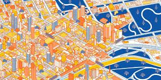 Monash Communication Design Quick Maps Monash Association Of Planning Students Commuter