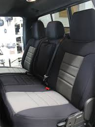 ford f350 standard color seat covers rear seats