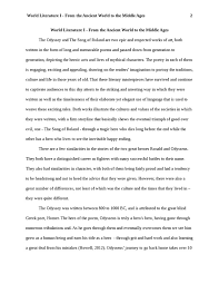 how to write a comparative analysis research paper fantastic literature essays