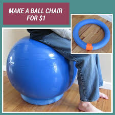 need a chair for your balance use pool noodles