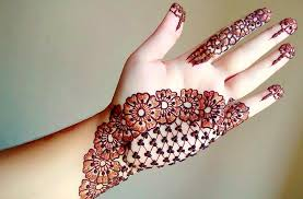 Arabic Mehndi Designs For Right Hand Top 100 Mehndi Designs For Hand