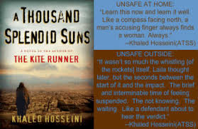 a thousand splendid suns by khaled hosseini a thousand splendid suns 1 1