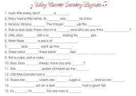Printable Shower Chart 10 Printable Baby Shower Games Your Guests Will Surely Enjoy