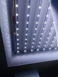 Aluminium Frame Led Light Box Energy Saving Fabric Backdrop Wall Aluminium Frame Led