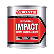 evo stik contact adhesive ml departments at b q