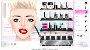 miley cyrus makeup tutorial stardoll by yellowelizabeth