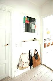 entryway organization ideas to steal from clever small space entryways closet design open sm