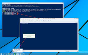 Powershell Windows Getting Started With Windows 10 Powershell V5 0 Preview Max