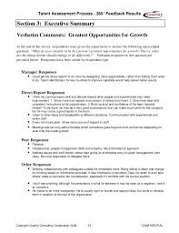 360 Evaluation Custom Sample 48 Feedback Report Gordon Curphy PhD