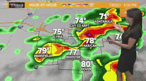 Flash Flood Watch for Northeast Ohio ...