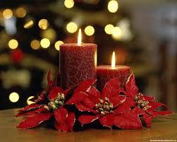 decorating your home for christmas. christmas candles decorating your home for