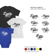 Design Baju T Shirt Family Day Matching Family T Shirt Collection Famsymall