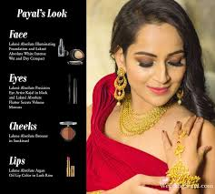 payal s lakme absolute makeover by lekha shah photo courtesy happyframes photography makeup trends