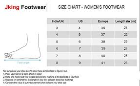 Jking Footwear Womens Platform Shoes White Black Colour