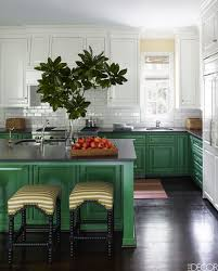 green painted kitchen cabinets. Wonderful Painted Interior Designer J Randall Powers And Green Painted Kitchen Cabinets R
