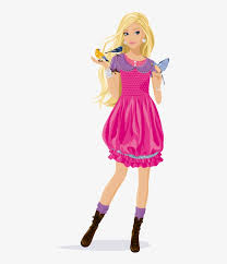 free png barbie png images transpa