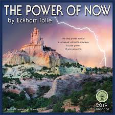The Power Of Now Quotes The Power of Now 100 Wall Calendar A Year of Inspirational Quotes 39