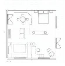 On Our Radar: Going For The Gold. floor plan of garage conversion