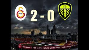 Galatasaray 2-0 Leeds United (Uefa K. 2000) Full Match - YouTube