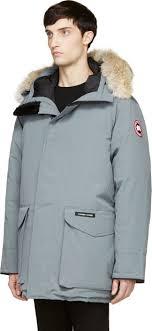 Canada Goose Grey Coyote Fur Hood Ontario Parka