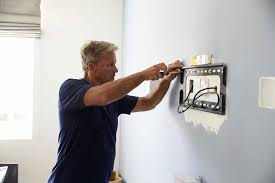 tv wall mounting service guide to