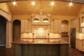 Acadian Homes INTERIORS Acadian Dream Homes Kitchen - Homes and interiors