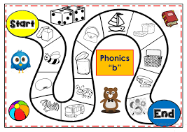 Use these printable phonics worksheets and activities to help students learn words with a /pr these worksheets and games can be used to help students recognize beginning consonant sounds in words. Phonics B Board Game English Esl Worksheets For Distance Learning And Physical Classrooms