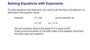 6 solving equations