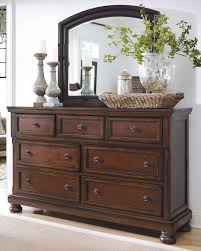 Mirrors For Bedroom Dressers Renaissance Triple Dresser Mirror B697 3136 Dressers