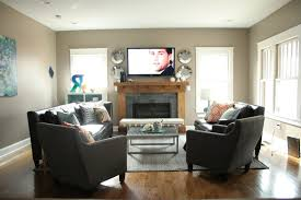 arranging furniture in small living room. Design And Decor:Cute Living Room Furniture Arrangement With Grey Sofa Apartment Ideas Arranging In Small L
