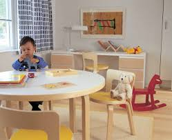 cute toddler kitchen table for your kids marvelous white round toddler kitchen table with natural