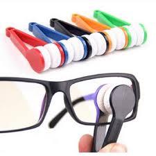 <b>1Pcs</b> Lens Microfibre Cleaner Glasses Spectacles Eyeglasses ...