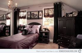Goth Bedroom Amusing 15 Gorgeous Gothic Bedroom Ideas Home Design Lover