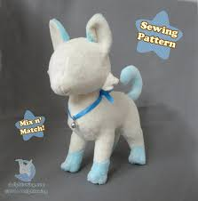 Cat Plush Pattern