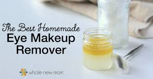 the best homemade eye makeup remover