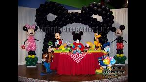 Mickey Mouse Clubhouse Bedroom Accessories Mickey Mouse Clubhouse Party Supplies For Kids Whomestudiocom