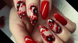 Chinese Nail Art Designs Chinese Nail Art Designs How To Create Stunning One Stroke Acrylic Flower Decorations