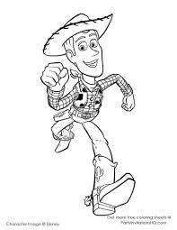 Download Coloring Pages. Woody Coloring Pages: Woody Coloring ...