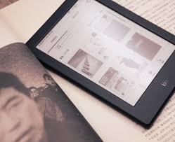 """""""Kindle电子书阅读器""""的图片"""