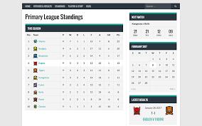Softball Game Schedule Maker Sportspress Sports Club League Manager Wordpress Org