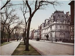 house of mrs astor on fifth avenue