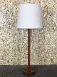 Kronleuchter Weiß Gold Retro Stehlampe Dreifuß