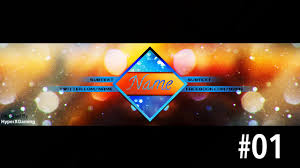 Best Amazing Youtube Channel Art Template Photoshop Psd