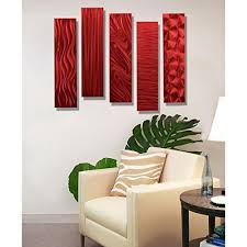red metal wall art accent nice red wall decor on red metal art wall decor with daring bold and modern red wall art home wall art decor