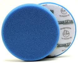 blue light polishing flat 5 5 inch foam pad this pad is not as dense as the green polishing pad and provides little cutting ability