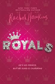 royals rachel hawkins cover