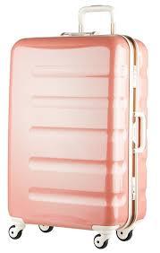 デザイン重視おしゃれなスーツケースの人気おすすめランキング7選