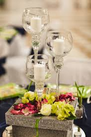 Glass Centerpieces For Weddings