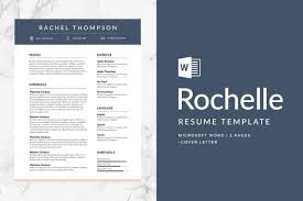 50 Awesome Adobe Illustrator Resume Template Free Download By